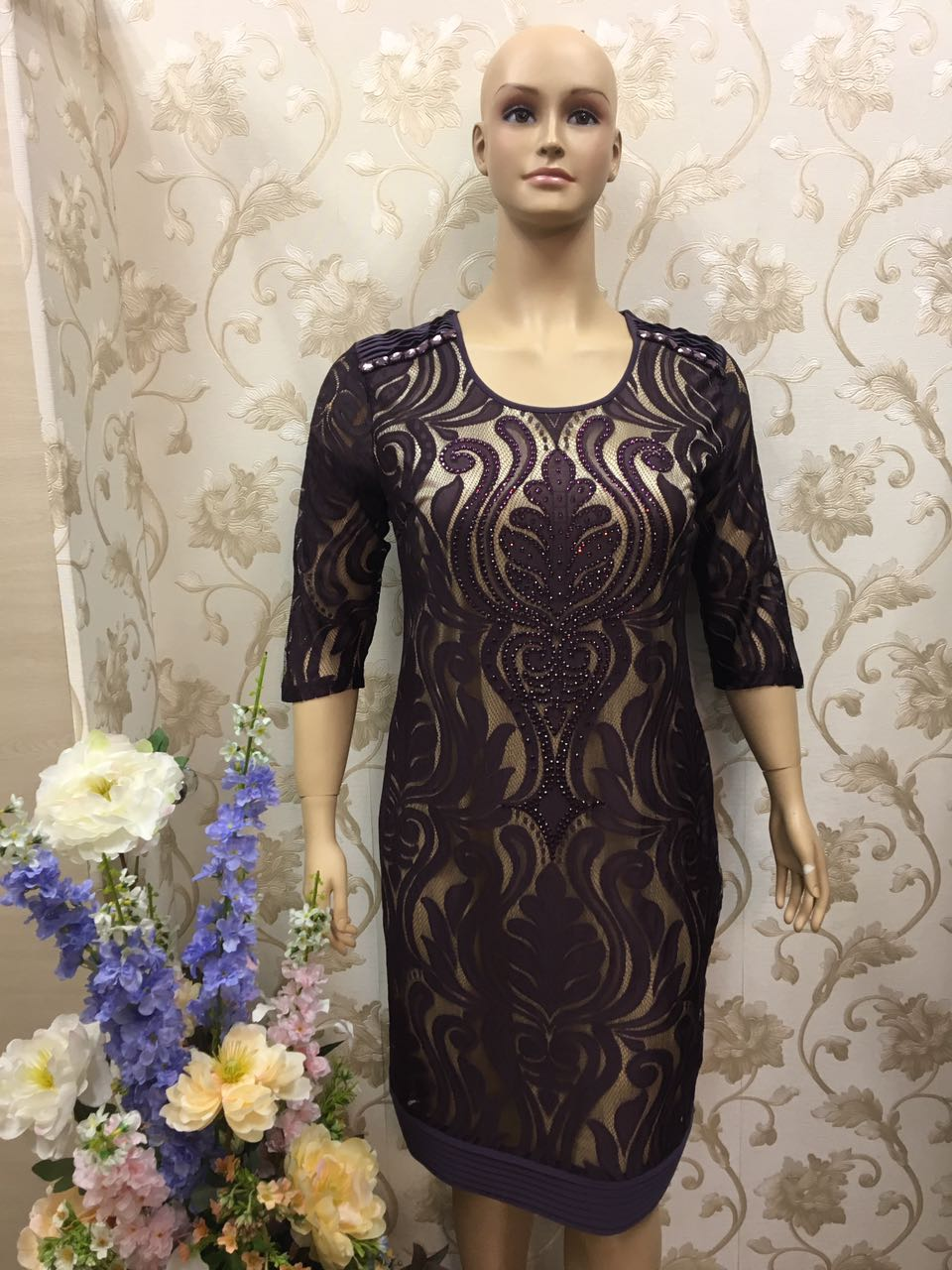 branche-beaded-lacy-patterns-accented-violet-dress