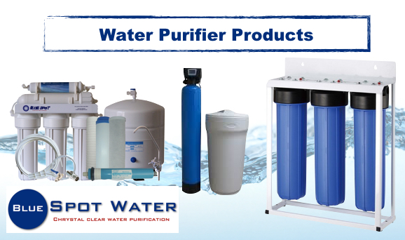 Blue Spot Water Filters From R45 Water Purifier Reverse
