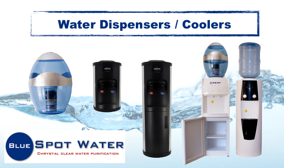 Water Dispenser, Cooler, Filters, Bottle www.bluespotwater.co.za