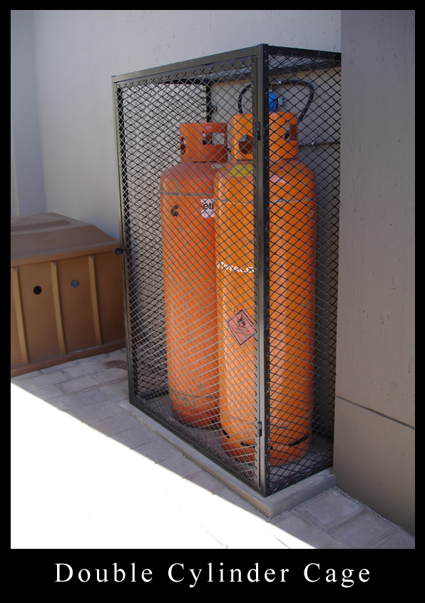 mesh-gas-cylinder-cages